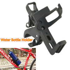 Bicycle Motorcycle Beverage Water Bottle Drink Cup Holder Black Quick Release