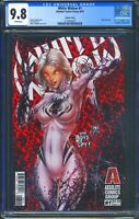 White Widow 1 (Absolute Comics) CGC 9.8 White Pages Red Foil Variant