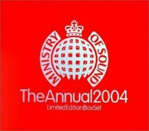 Ministry of Sound Annual 2004 (Ltd. Edition).. [2 CD]
