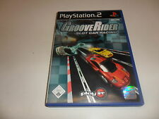 PlayStation 2 PS 2 Groove Rider-slot Car Racing