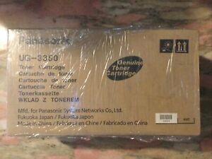 Panasonic UG3350 UG-3350 Genuine Toner Cartridge Black New OEM