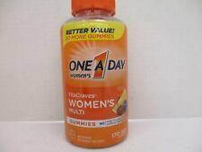 ONE A DAY WOMEN'S VITACRAVES WOMEN'S MULTI 170 GUMMIES EA 10/20 AW 2658