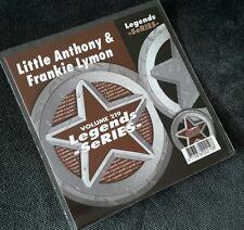 LEGENDS Karaoke Vol 219, Little Antony/F.Lymon, see Descript, 15 tracks. Genuine