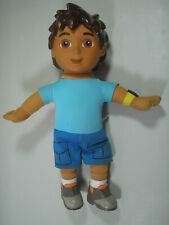 "Fisher Price Go Diego Go Rescue Adventures Talking 13"" Doll Interactive Explorer"