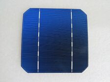 Solar Cell Wafers - Monocrystalline 2.7W 0.5V 125mm x 125mm - 17.64% - UK STOCK