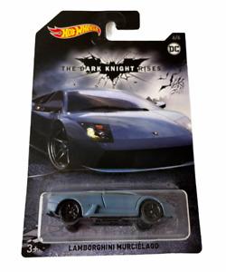Hot Wheels Lamborghini Murcielago - Batman Dark Knight - Combined Post Available