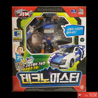 Hello Carbot TECHNO MASTER TECHNOMASTER Transformer Touring Car Robot Cube pack