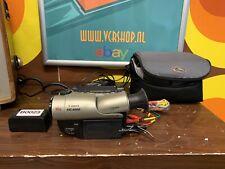 Canon UC4000 Video8 Handycam + BAG