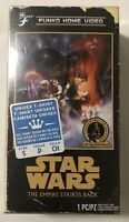 FUNKO VHS BOX STAR WARS THE EMPIRE STRIKES BACK WALMART EXCLUSIVE T-SHIRT Small
