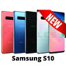 Samsung Galaxy S10 SM-G973U 128GB Prism Black/Blue Factory Unlocked All Carriers