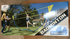 EastPoint Sports Easy Setup Regulation Size Badminton Set