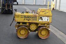 Rammax Rw 1404 Mr Vibratory Trench Roller P3324 Hhmr