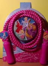 Disney Princess  Deluxe Jump Rope, 7 feet  by What Kids Want! New