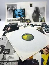 Vinyl Schallplatte LP The Beatles weißes Album mit Lyrics Poster