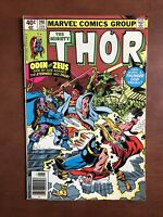 Thor #291 (1980) 8.0 VF Marvel Bronze Age Comic Book Newsstand Edition