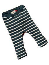 BOBO CHOSES Striped Knitted Baby Leggings 6-12m BNWT