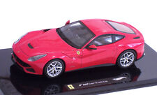 FERRARI F12 Berlinetta - ROSSO RED 1:43 - MODELLINO HOT WHEELS