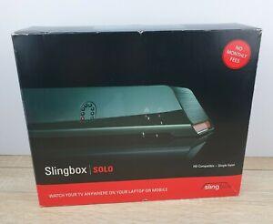 Slingbox Solo SB260-110 Sling Media Player - Brand New