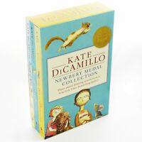 Kate Dicamillo Newbery 3 Books Children Collection Paperback Box Set