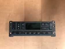 2007 - 2011 Lincoln Town Car A/C Heater Climate Control Unit 7W13-18C612-AA OEM!