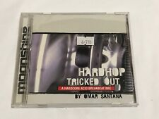 Omar Santana – Hardhop Tricked Out CD MM 80083-2 Promo Harcore Electronic Acid