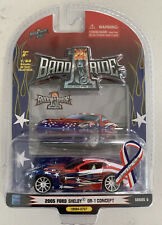 1 Badd Ride 2005 Ford Shelby GR-1 Concept Series 5 1:64 Die Cast, MISP (B42)