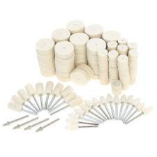 129Pcs Abrasive Polishing Wheel Tools Wool Metal Rotary Buffing Tool Sweet