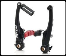 XLC V-Brake BR-V01 Alu, schwarz, für VR oder HR, Fahrrad MTB City Bike Bremse