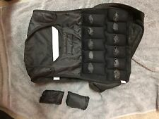 ZFO Sports® 5-20lbs WEIGHT WEIGHTED VEST/20LB WEIGHTS INCLUDED