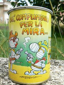 NUOVO Barattolo Molla con sorpresa Origone/Quipos 9 vintage