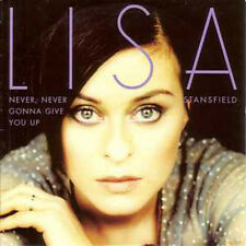 CD single Lisa STANSFIELD Never never gonna 2 T Card sleeve