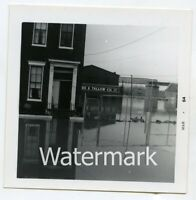 1960s  Square snapshot Photo Louisville KY flood of 1964 #1