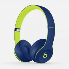 BRAND NEW SEALED Beats by Dr. Dre Solo3 Wireless On-Ear Headphones (POP INDIGO)