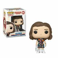 Funko Pop Television Stranger Things Eleven in Mall Outfit 802 Netflix 3 Rare