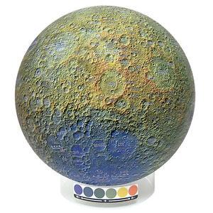 Watanabe Moon Globe KAGUYA No.3063 Diameter 30.5 cm/ 12 inch F/S Japan