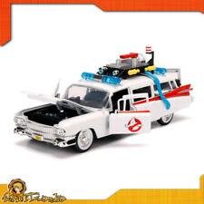 Cadillac 1959 Ecto-1 Of Ghostbusters Model Automobile Ambulance IN Metal