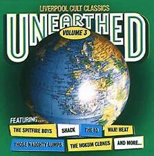 V/A Indie Rock - Unearthed Liverpool Cult Classics Vol 3 [CD]