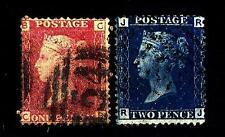 GREAT BRITAIN - GRAN BRETAGNA - 1858-1864 - Regina Vittoria. Tipi 1854-55 - nuov