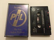Seattle PiL The Suit Selfish Rubbish Cassette