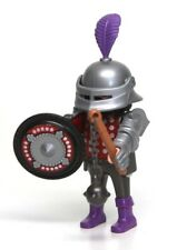 Playmobil Figure Castle Sir Polkadot Flail Helmet Armour Shield Special 4567