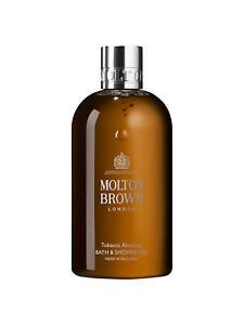 Molton Brown Tobacco Absolute Bath & Shower Gel 300ml Bottle