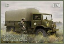 Camion CHEVROLET C50L GENERAL SERVICE, 1944  - KIT IBG Models 1/35 n° 35042