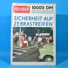 DDR FÜR DICH 30 1964 Premnitz Usedom Ahlbeck Heringsdorf Bansin Fernsehkoch T