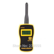 Mini GY561 1 MHz-2.4 GHz Digital LCD Frequency Counter Tester for Two-Way Radio