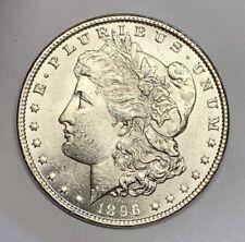 1896 Morgan Dollar Vam Variety VAM 6 Doubled 6 Brilliant Uncirculated