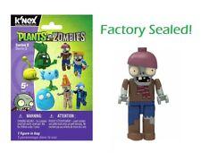 New K'Nex Plants vs. Zombies Series 2 Mystery bag -  Pirate Minifigure - Sealed!