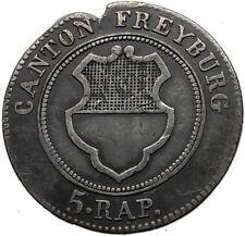 Pièces de monnaie de l'Europe suisses