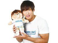 New japan pro wrestling Kota Iibushi MANEKUMA (2nd model) NJPW WWE IWGP F/S LTD