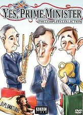 Yes, Minister - The Complete Collection (DVD, 2003, 4-Disc Set)