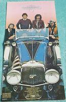 The Oak Ridge Boys Fancy Free LP 1981 Original Vinyl Album - Elvira, Dream Of Me